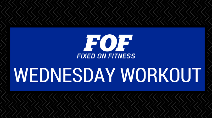 FOF Workout – Every Minute on the Minute