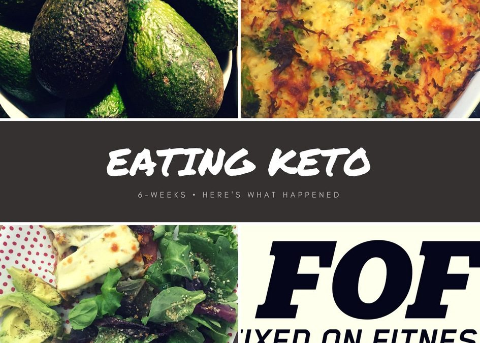 What happened when we went Keto for six weeks?