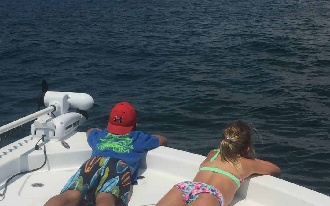 Staying Primal at the Beach and on the Boat