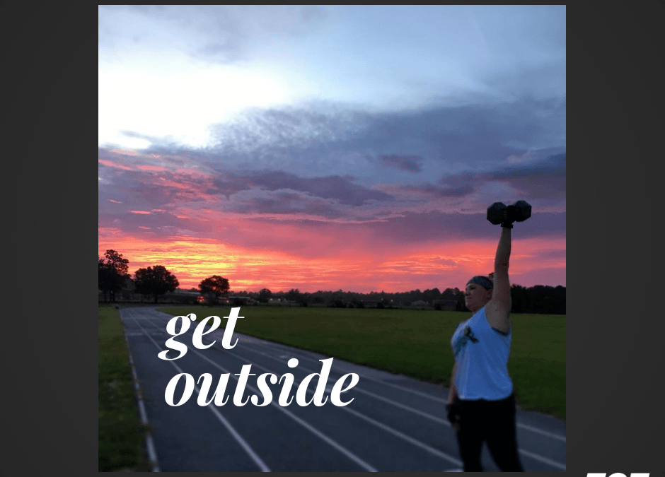 Outdoor Workouts: 5 Reasons to Get Outside