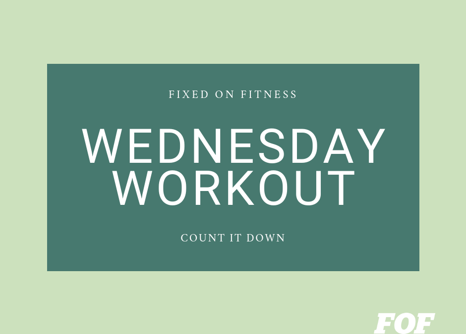 FOF Workout: Burpee Variations and a Run
