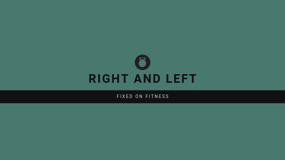 One Arm Kettlebell Workout: Right and Left