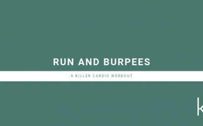 Run and Burpees: A Killer Cardio Workout