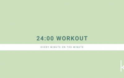Workout: A 24-minute workout that delivers.