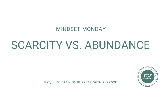 Living with a Mindset of Abundance