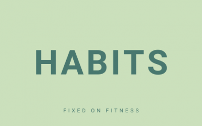 Creating Positive Habits